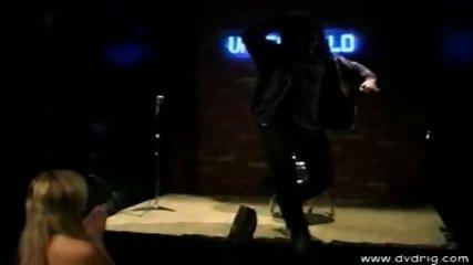 Incredible Blonde Sucks Rockstar Cock XXX Oral Sex - scene 5