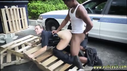 Big black dick anal blonde dp and huge ass gets fucked I will catch any perp with a fat