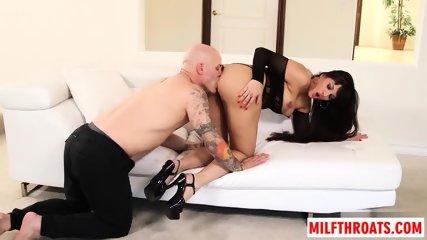 Busty milf sex and cumshot