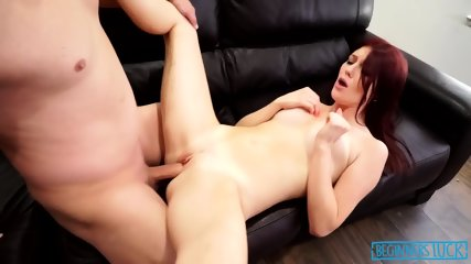 Lovely Redhead Gets Fucked - scene 8