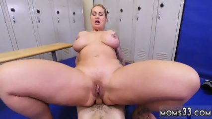 Milf hitchhiker Dominant MILF Gets A Creampie After Anal Sex