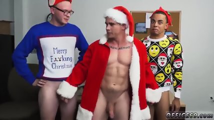 Black shemales standing nude gay A Very Homosexual Holiday Special