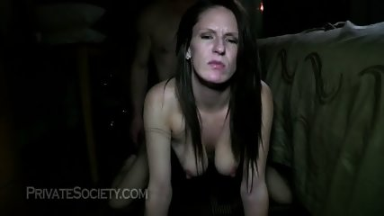 Amateur Mommy Filled With Cum - scene 8