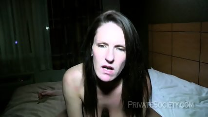 Amateur Mommy Filled With Cum - scene 9
