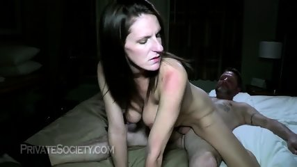 Amateur Mommy Filled With Cum - scene 10