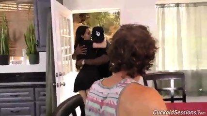 Sexy Lana Interracial Sex - scene 5