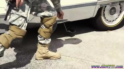 Gay army massages Explosions, failure, and punishment