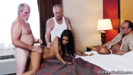 Bisexual daddy and british gangbang young old first time Staycation with a Latin Hottie