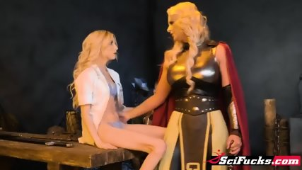 SciFucks – Mighty Goddess of Thunder