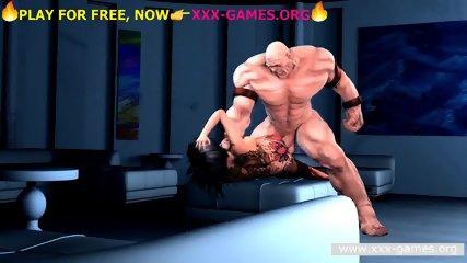Giant Mutant fucks, JUGGERNUT,pt.1,great adult game