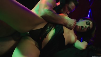 Masked Stripper Serves Customer - scene 8