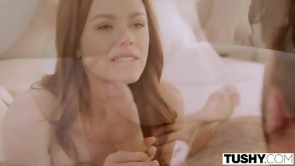 TUSHY Wife Cheats On Business Trip With Anal - scene 6