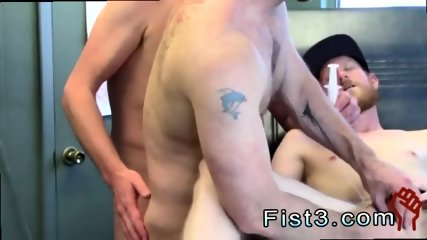 Fist time small boy gay sex Under accomplished piggy Chad Anders guidance