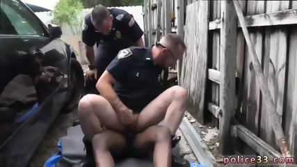 Gay takes homeless black cock Serial Tagger gets caught in the Act