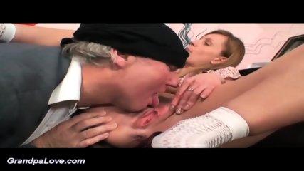 grandpas first threesome orgy