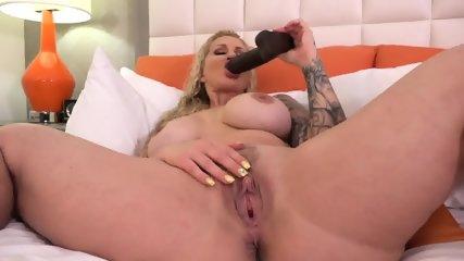 Mommy Rubs Her Pussy - scene 12