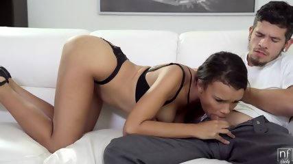Saggy Boobs In Action - scene 2