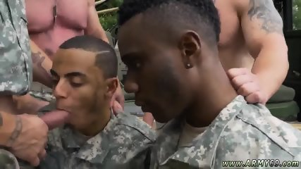 All military gay R&R, the Army69 way