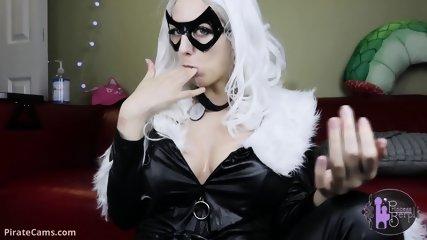 Cat Girl At Webcam Show - scene 12