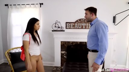 Hard Cock For Pretty Teen - scene 3