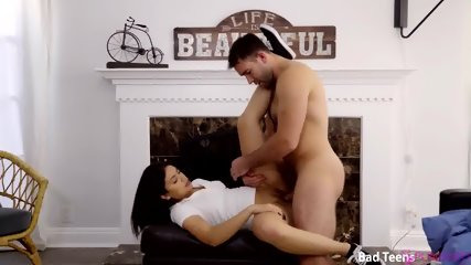 Hard Cock For Pretty Teen - scene 5
