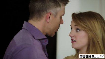 TUSHY Wedding Planner Has Secret Anal With Groom - scene 2