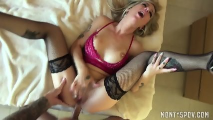Dirty Whore Rammed In Ass