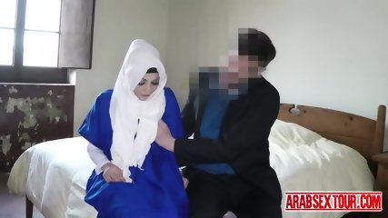 An offer that this beautiful Arab chick will not refuse