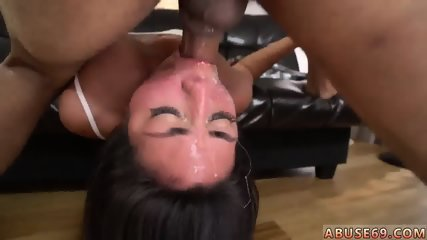 Brunette hairy mature milf Rough anal invasion fuck-a-thon for Lexy Bandera s birthday