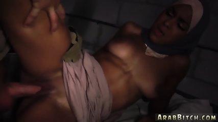 Arab gang bang The Booty Drop point, 23km outside base