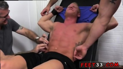 Teen foot boys gay Johnny Gets Tickled Naked