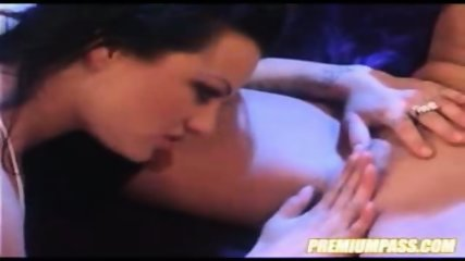 Bella Donna and her girlfriend licking and clit playing - scene 2