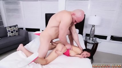 Hands on hardcore police Kira Adams gets a fat facial after raunchy sex
