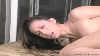 Naughty lesbians toying their wet cunts in the spa - scene 11