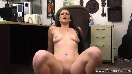 Hot brunette milf nurse Whips,Handcuffs and a face full of cum.