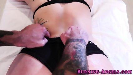 Pov kinky punk sucking