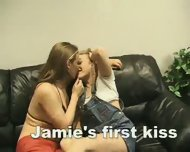 First lesbian Experience - scene 3
