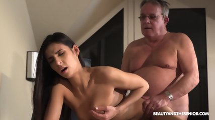 Teenie Banged By Older Guy
