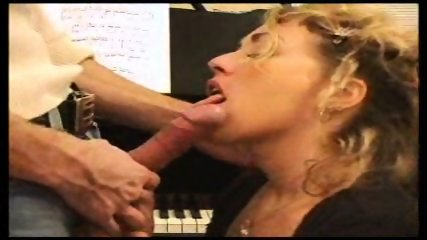 Splendide Pipe Blonde - scene 4
