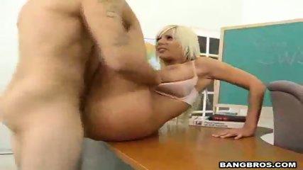 Puma Swede, blonde MILF gets hammered - scene 1