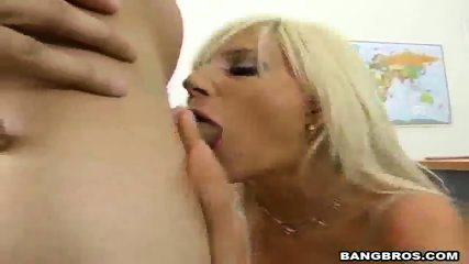 Puma Swede, blonde MILF gets hammered