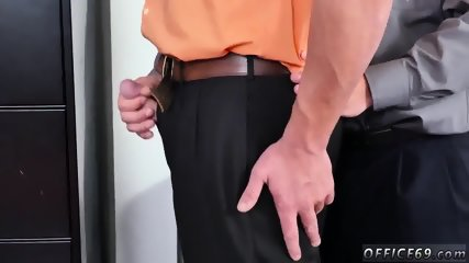 Military straight gay sex video clips and nude men underwear First day at work