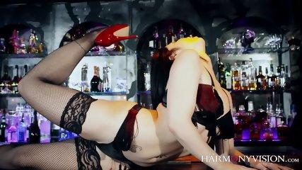 Stripper Fucked In Bar - scene 1