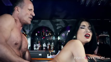Stripper Fucked In Bar - scene 7