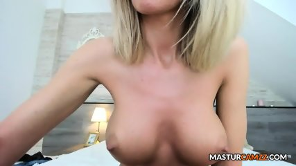 Attractive Big Tits Hooker Play Hitachi On Cam