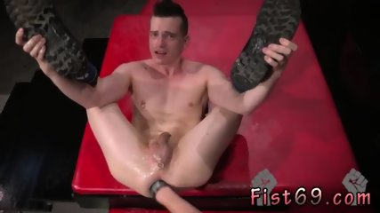 Teenass boy gay Slim piggy Axel Abysse leans over and taunts Matt Wylde with his blooming