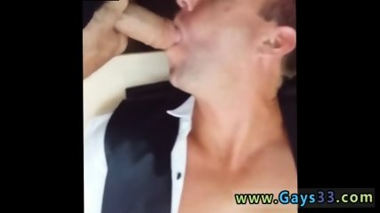 Big dick straight trucker sex with gay Groom To Be, Gets Anal Banged!