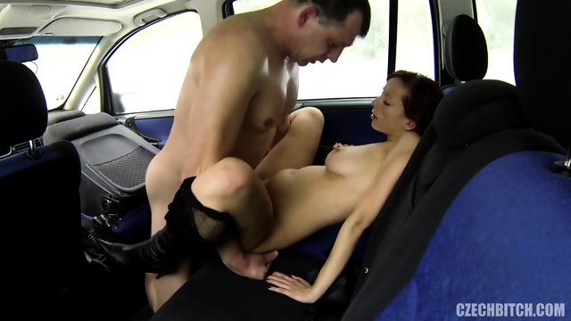 Fun With Prostitute In Car