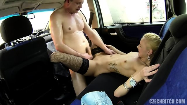 Fun In The Backseat