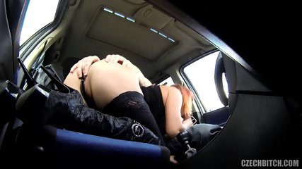 European Slut Does It For Money - scene 2